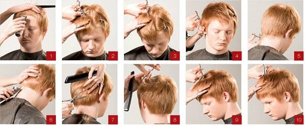 Стрижки на короткие волосы мастер класс для начинающих - Stan43.ru