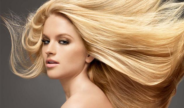 мелирование светлых волос