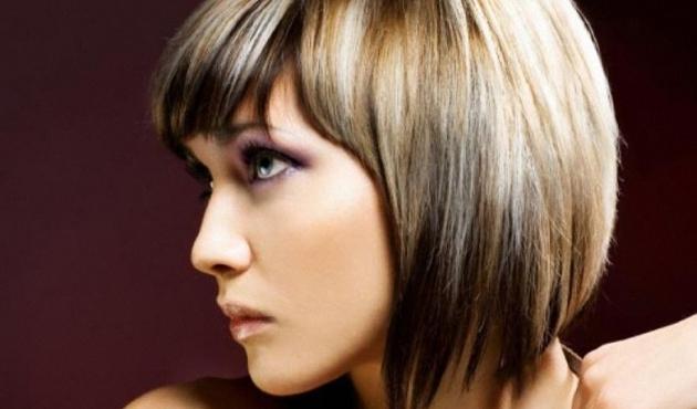 колорирование русых волос