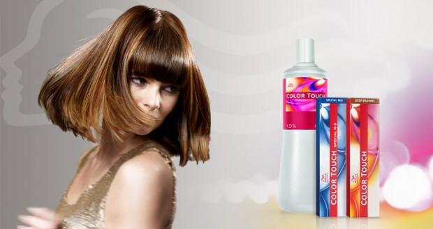 Влияние естественного цвета волос на результат окрашивания