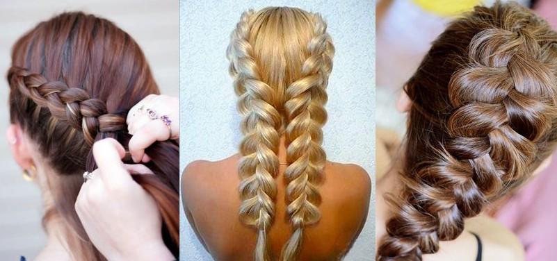 Голландская коса, фото
