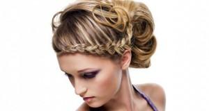Способы плетения кос на средние волосы