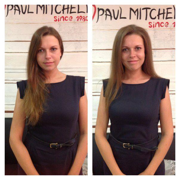 Пол Митчелл для буст ап